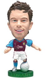 Lee Hendrie   Aston Villa Home (2004/05)