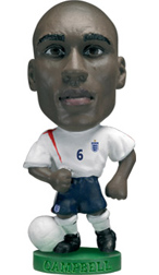 Sol Campbell   England Home (2005/06)