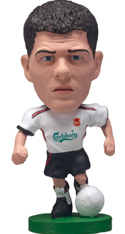 Steven Gerrard   Liverpool Away (2003/04)