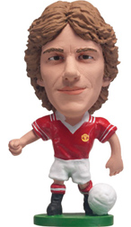 Steve Coppell   Manchester United Home (1977)