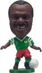 Roger Milla   Cameroon Home (1990)