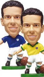 Mario Zagallo   Brazil Home/Away (1958)