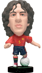 Carles Puyol   Spain Home (2004)