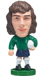 Pat Jennings   Tottenham Home (1971/72)