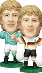 Jurgen Klinsmann   West Germany Home/Away (1990)