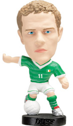 Damien Duff   Republic of Ireland Home (2004/05)