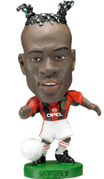 Taribo West   AC Milan Home