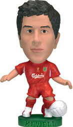 Harry Kewell   Liverpool Home (2004/05)