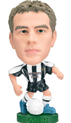 Michael Owen   Newcastle United Home (2005/06)