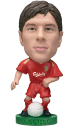 Xabi Alonso   Liverpool Home (2005/06)