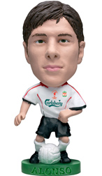 Xabi Alonso   Liverpool Away (2005/06)
