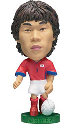 Ji Sung Park   South Korea Home (2006/07)