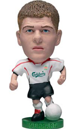 Steven Gerrard   Liverpool Away (2005/06)