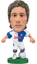 Morten Gamst Pedersen   Blackburn Rovers Home (2005/06)