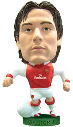 Tomas Rosicky   Arsenal Home (2006/07)