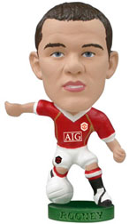 Wayne Rooney   Manchester United Home (2006/07)