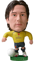 Tomas Rosicky   Arsenal Away (2006/07)