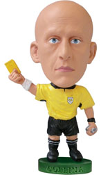 Pierluigi Collina   Referee World Cup (2002)