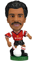 Remi Moses   Manchester United Home (1984/85)