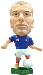 Zinedine Zidane   France Home (2006)