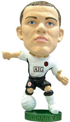 Wayne Rooney   Manchester United Away (2006/07)