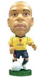 Thierry Henry   Arsenal Away (2006/07)