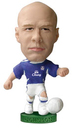 Andrew Johnson   Everton Home (2006/07)