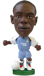 Micah Richards   Manchester City Home (2006/07)