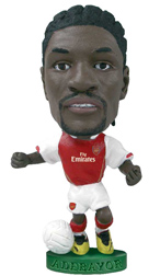 Emmanuel Adebayor   Arsenal Home (2007/08)