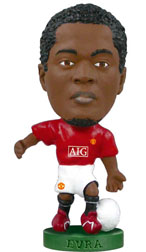 Patrice Evra   Manchester United Home (2007/08)