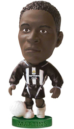 Obafemi Martins   Newcastle United Home (2007/08)