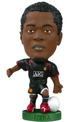 Patrice Evra   Manchester United Away (2007/08)