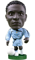 Obafemi Martins   Newcastle United Away (2007/08)