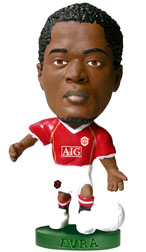 Patrice Evra   Manchester United Home (2006/07)