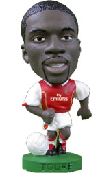 Kolo Toure   Arsenal Home (2007/08)