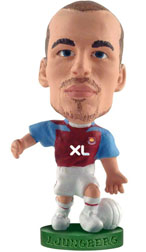 Freddie Ljungberg   West Ham United Home (2007/08)