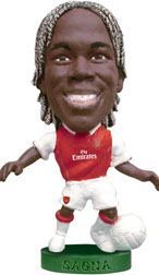 Bacary Sagna   Arsenal Home (2007/08)