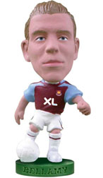 Craig Bellamy   West Ham United Home (2007/08)