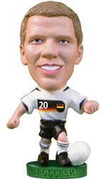 Lukas Podolski   Germany Home (2008/09)