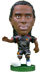 Anderson   Manchester United Away (2007/08)