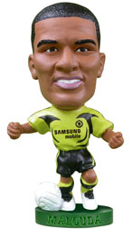 Florent Malouda   Chelsea Away (2007/08)