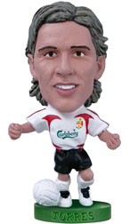 Fernando Torres   Liverpool Away (2007/08)