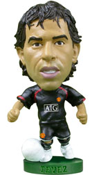 Carlos Tevez   Manchester United Away (2007/08)