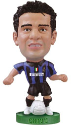 Christian Chivu   Internazionale Home (2007/08)