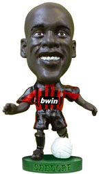 Clarence Seedorf   AC Milan Home (2007/08)