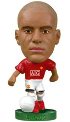 Wes Brown   Manchester United CL Final (2008)