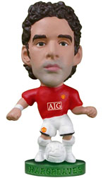 Owen Hargreaves   Manchester United CL Final (2008)
