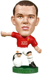 Wayne Rooney   Manchester United CL Final (2008)