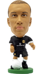 Mikael Silvestre   Manchester United Away (2003/04)