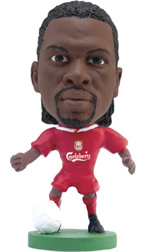 Salif Diao   Liverpool Home (2003/04)